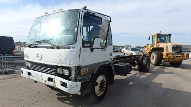 Hino Truck Wreckers - Toyota Truck Dismantling ad wrecking - Hino Scrap