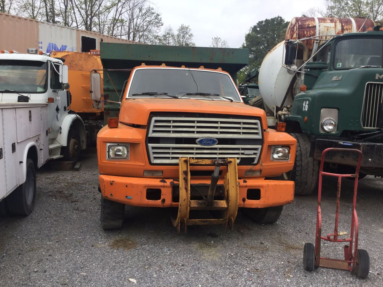 Ford Truck Salvage