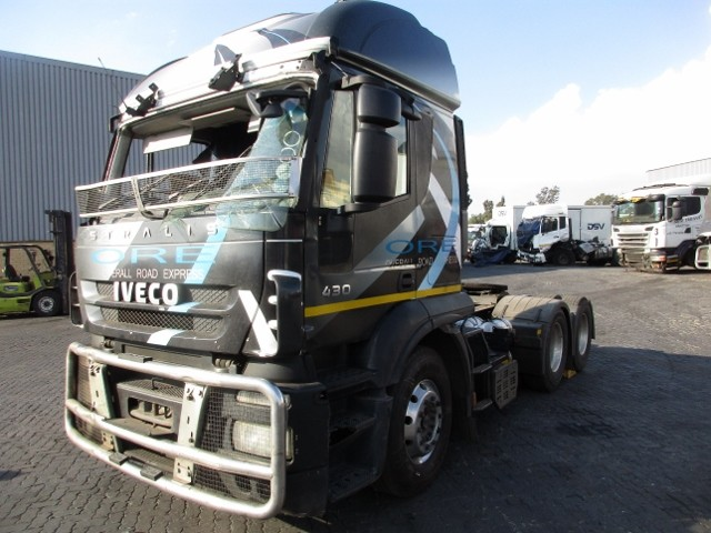 Iveco Truck Wreckers Melbourne